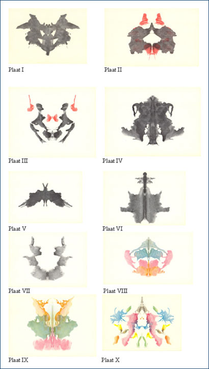 les 10 taches d 39 encre du test de rorschach. Black Bedroom Furniture Sets. Home Design Ideas