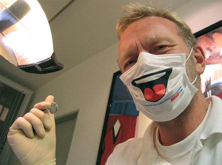 économiser jusqu'à 60% aperçu de doux et léger Des masques chirurgicaux souriants pour dentistes