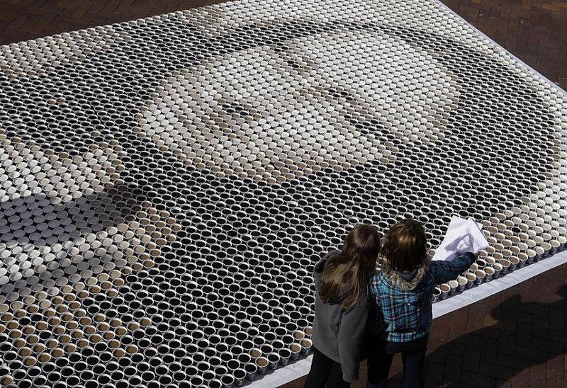 joconde cafe La Joconde en 3500+ tasses de café