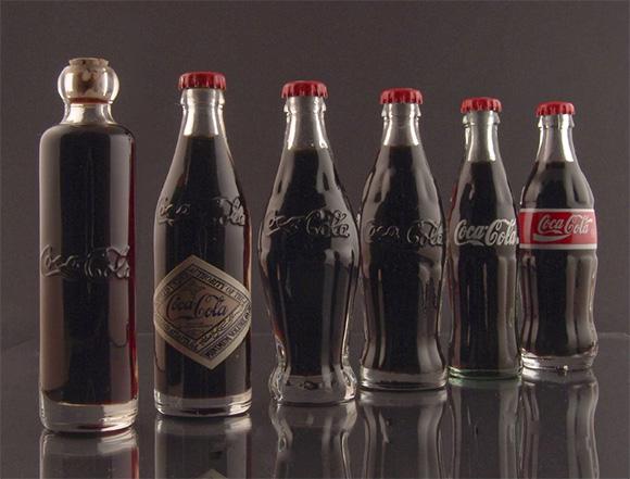 Coca Cola bouteille Histoire de la bouteille de Coca Cola