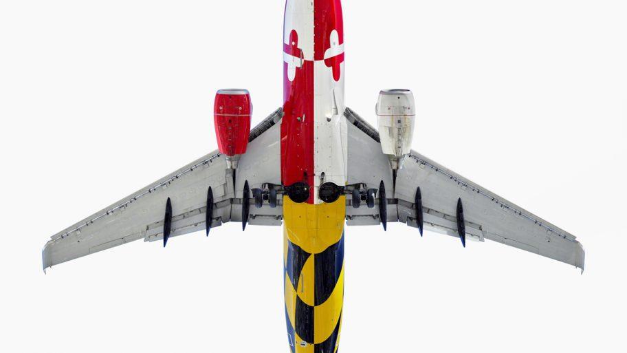 Jeffrey-Milstein-Southwest-Airlines-Maryland-One-Boeing-737-700