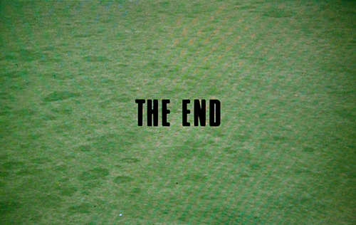 The End Blow Up1 12 The End en fin de film