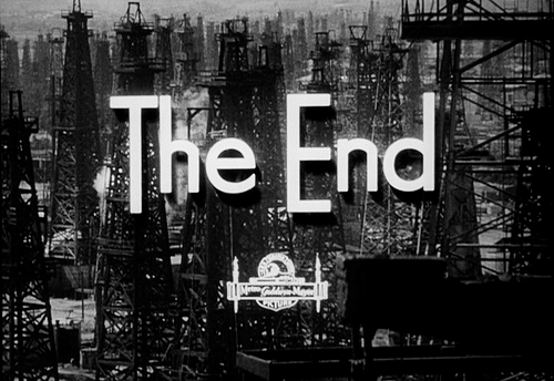 The End Boom Town 12 The End en fin de film