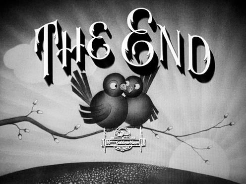 The End Love Crazy 12 The End en fin de film