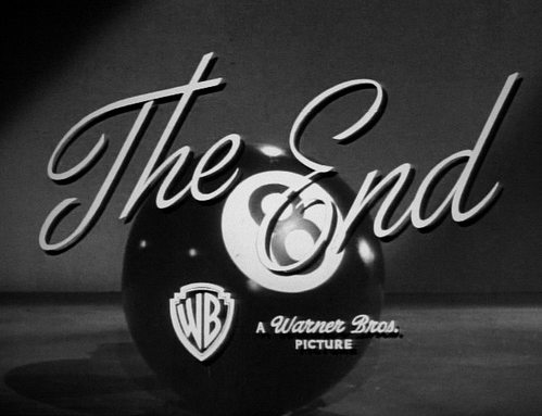 The End So You Want To Be A Detective 12 The End en fin de film