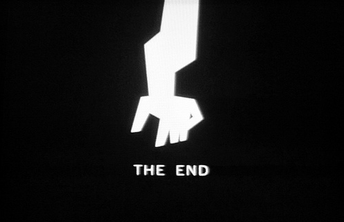 The End The Man With The Golden Arm 12 The End en fin de film
