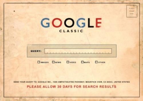 google classic Google Classic