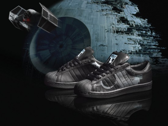 Les chaussures Star Wars d'Adidas