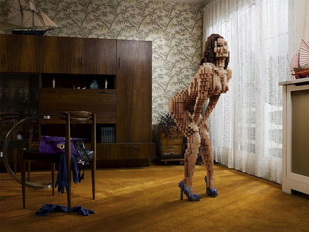 pixxxel amusement jean yves lemoigne 01 Les nus pixelis�s de Jean Yves Lemoigne