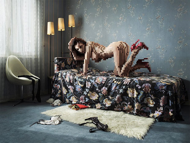pixxxel amusement jean yves lemoigne 03 Les nus pixelis�s de Jean Yves Lemoigne