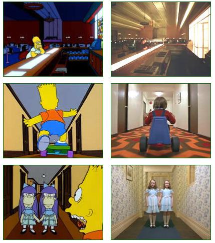 simpsons references cinema 1 Les références cinématographiques des Simpsons