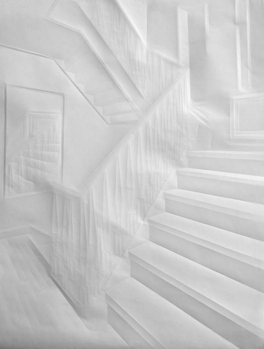 art papier pliage 10 Papier plié par Simon Schubert  art