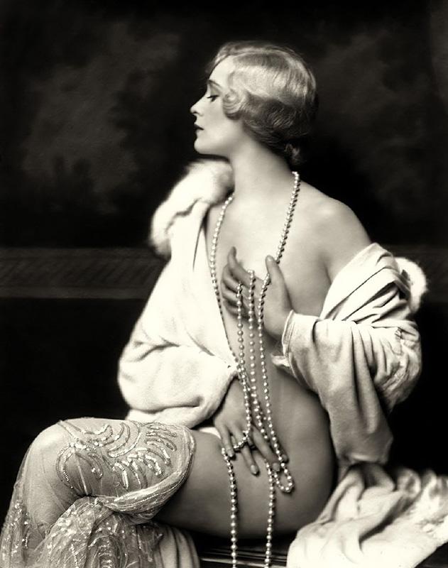 Ziegfeld Follies Girls 1920 Broadway 18 Les filles des Ziegfeld Follies dans les années 1920