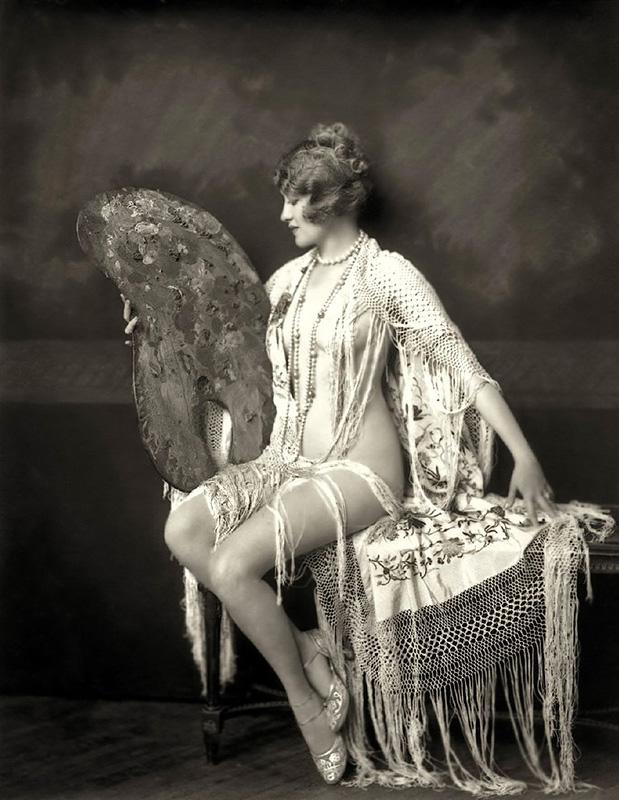 Ziegfeld Follies Girls 1920 Broadway 22 Les filles des Ziegfeld Follies dans les années 1920