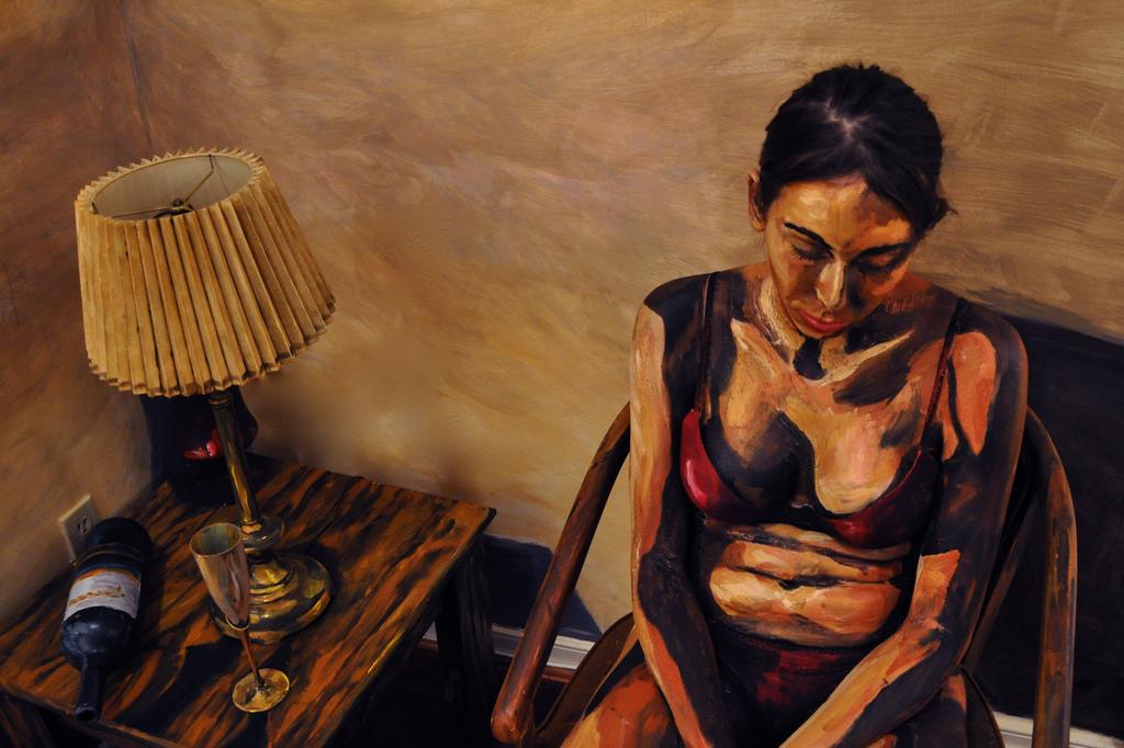 photo peinture chair realiste 01 Des photos qui ressemblent à des  peintures