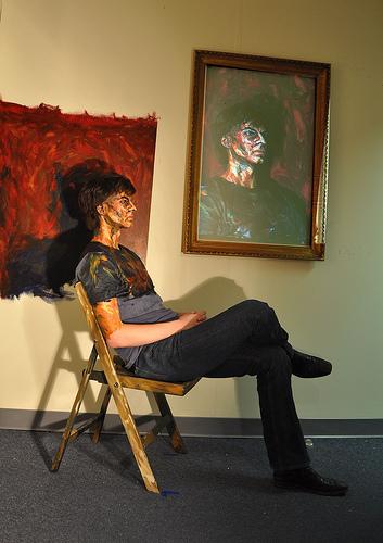 photo peinture chair realiste 10 Des photos qui ressemblent à des  peintures