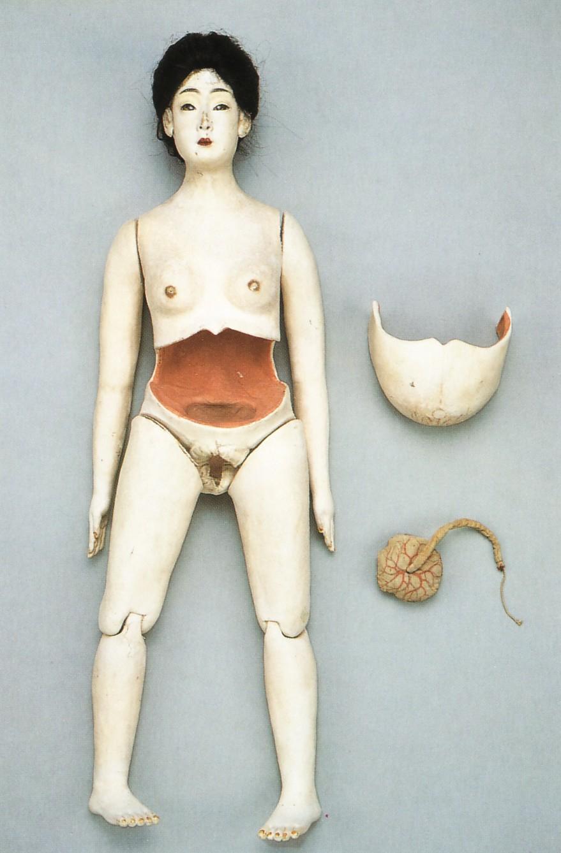 poupee enceinte 03 La poupée enceinte du 19eme siècle  information histoire divers