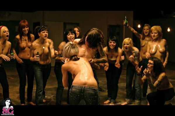 Club de filles nues