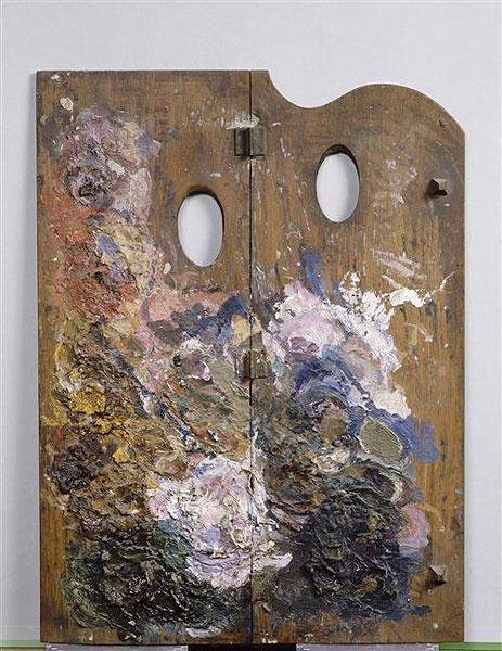 palette peintre gaughin Des palettes de peintres célèbres