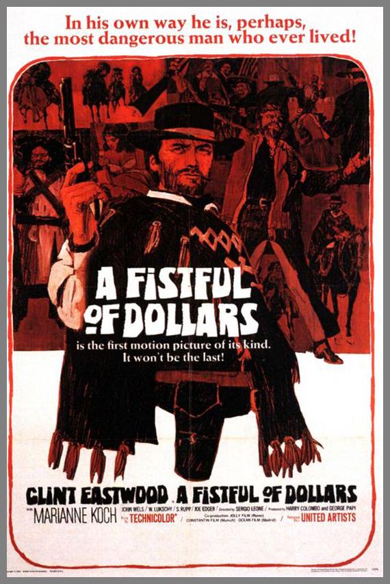 affiche poster film western 05 30 affiches de Westerns