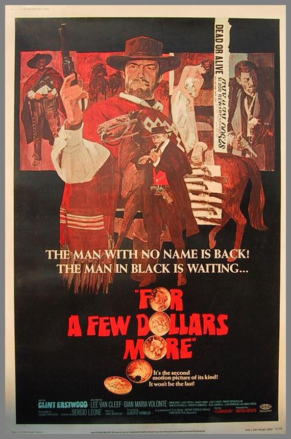 affiche poster film western 10 30 affiches de Westerns