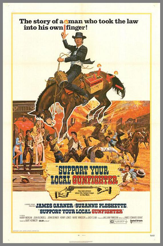 affiche poster film western 12 30 affiches de Westerns