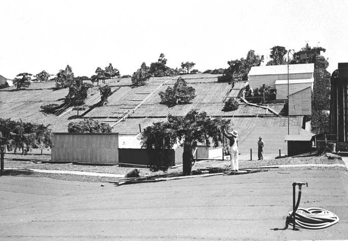camouflage aeroport guerre mondiale 12 Quand Hollywood camouflait des bases militaires