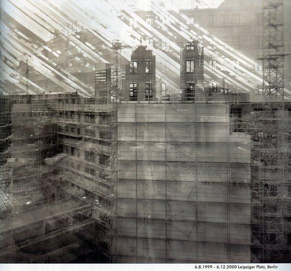 michael wesely moma 02 Les photographies avec la plus longue exposition