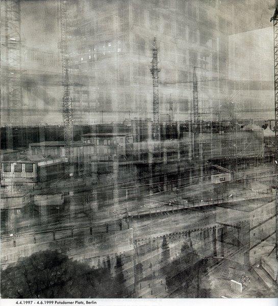 michael wesely moma 3 Les photographies avec la plus longue exposition