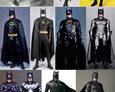batman-evolution