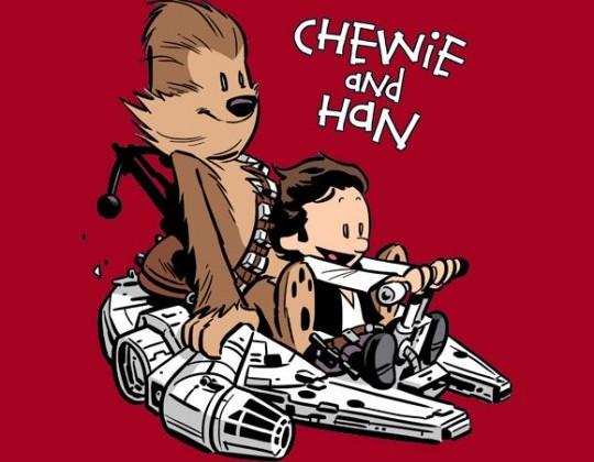 enfance-chewbacca-han-solo