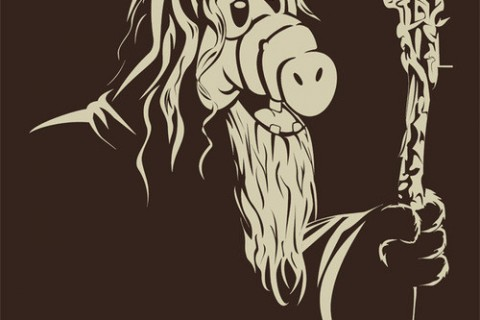 gandalf-alf-extraterrestre