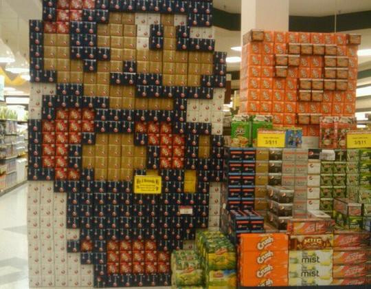 mario-canette-pile-supermarche