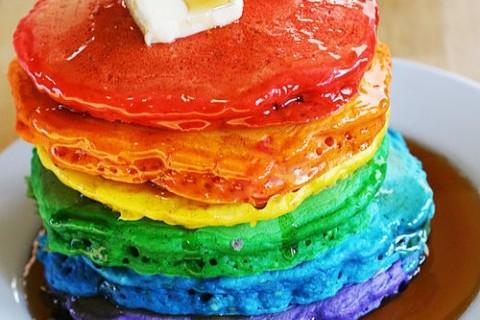 pancake-arc-en-ciel-crepe-couleur