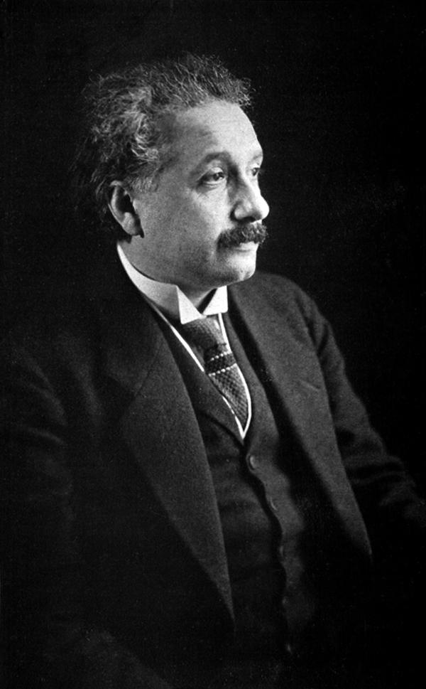 broglie einstein thesis