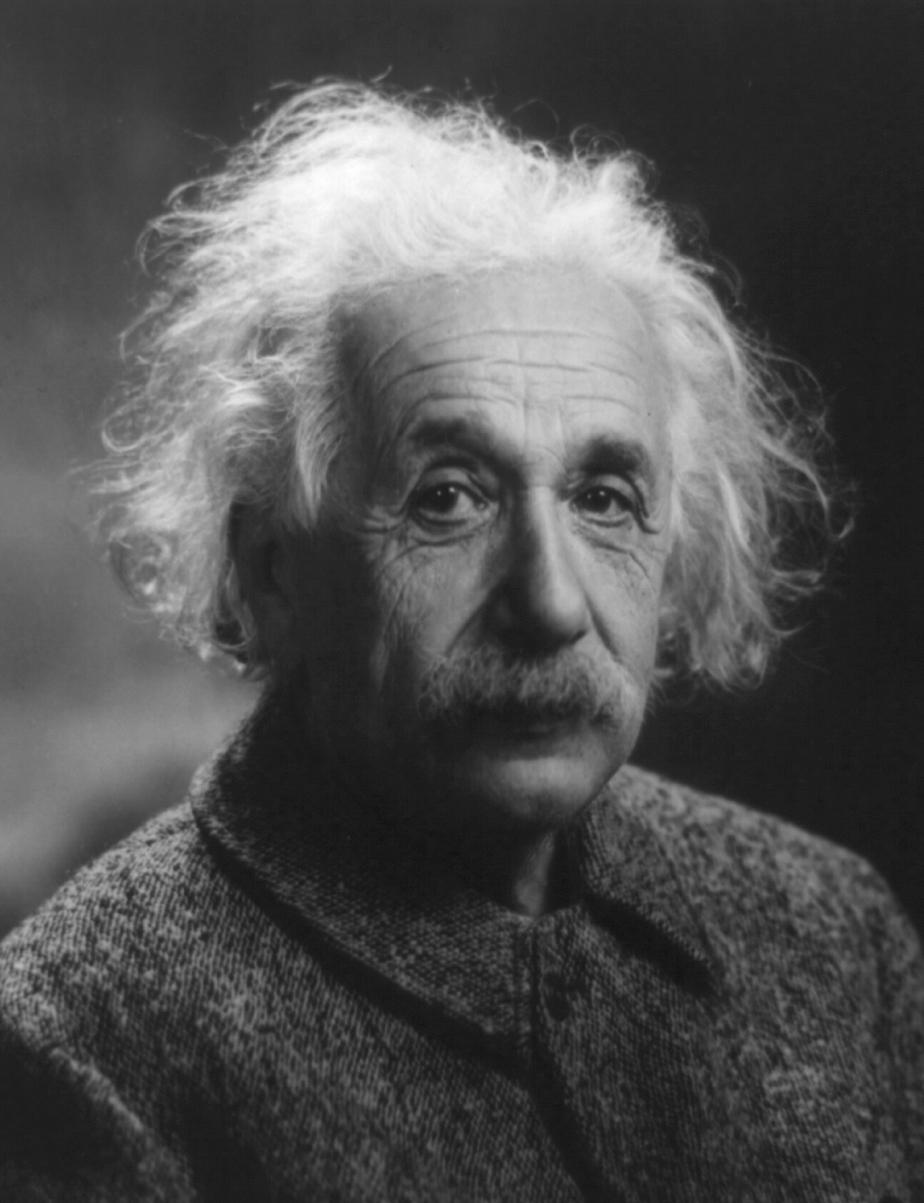 17 portraits d'Albert Einstein