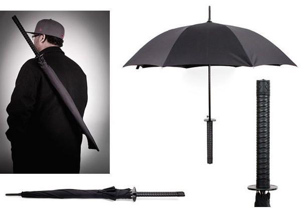 samurai-ninja-parapluie