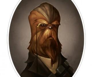 Star-wars-victorian-portrait-dessin-Chewbacca-01.jpg