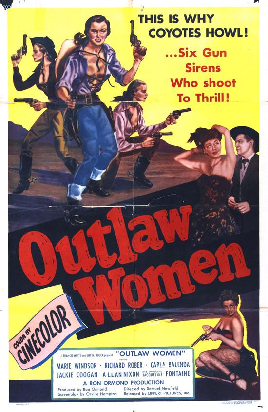 affiche vintage film horreur 1950 05 Affiches de films dhorreur des années 50  design