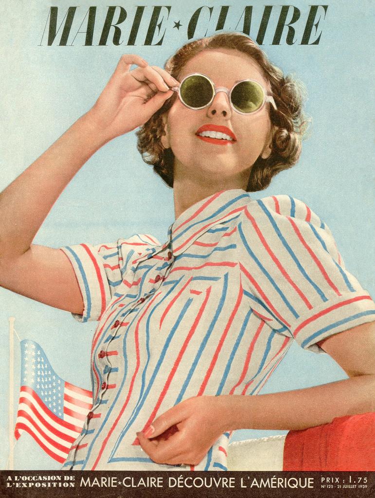 couverture vintage magasine marie claire 19 27 couvertures du magazine Marie Claire