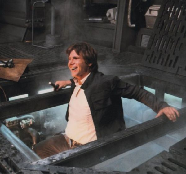 photo tournage rare star wars 04 110+ photos rares du tournage de Star Wars