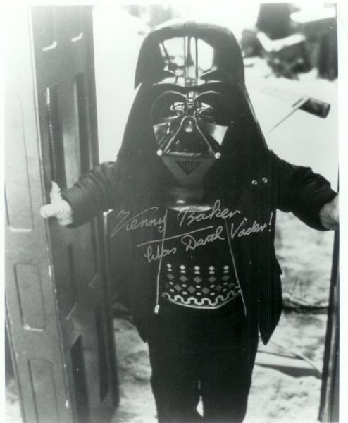 photo tournage rare star wars 08 110+ photos rares du tournage de Star Wars