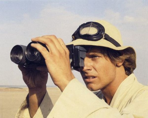 photo tournage rare star wars 13 110+ photos rares du tournage de Star Wars