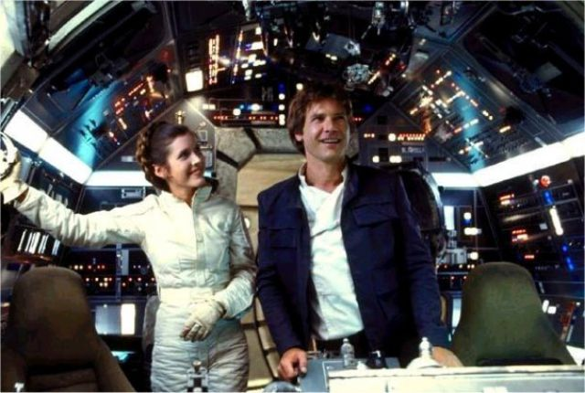 photo tournage rare star wars 29 110+ photos rares du tournage de Star Wars