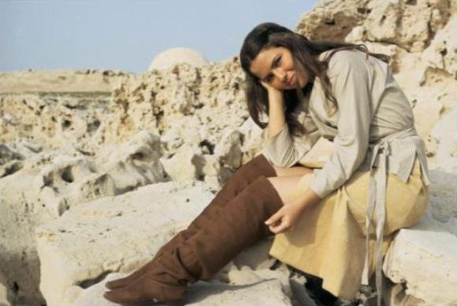 photo tournage rare star wars 43 110+ photos rares du tournage de Star Wars