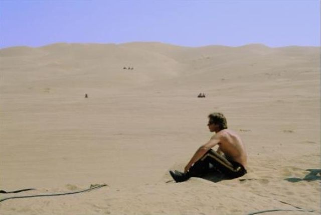 photo tournage rare star wars 54 110+ photos rares du tournage de Star Wars