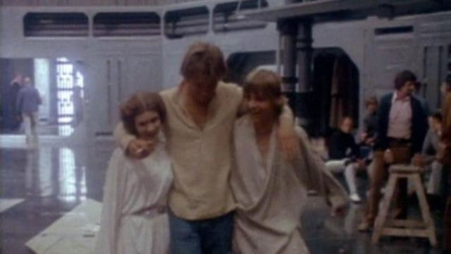 photo tournage rare star wars 61 110+ photos rares du tournage de Star Wars