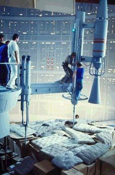 photo tournage rare star wars 70 110+ photos rares du tournage de Star Wars