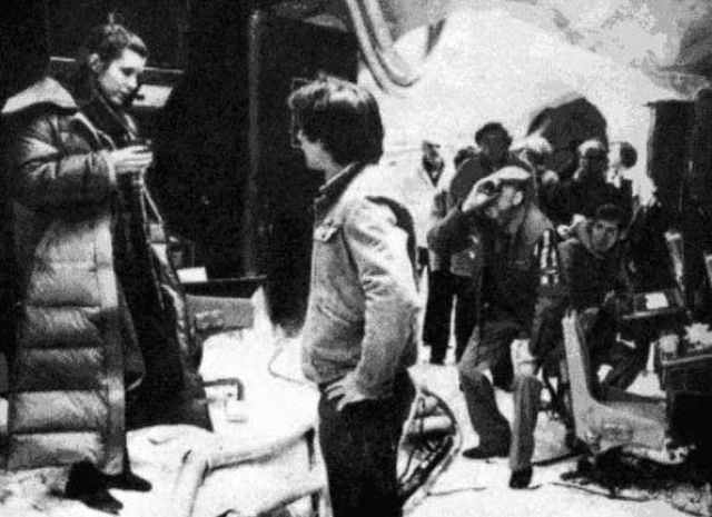 photo tournage rare star wars 76 110+ photos rares du tournage de Star Wars