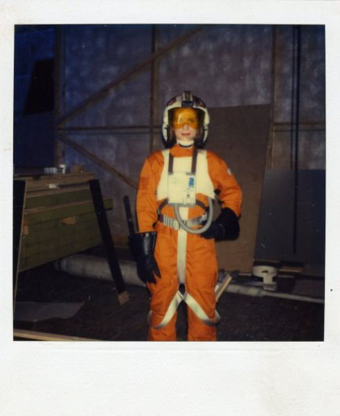 photo tournage rare star wars 85 110+ photos rares du tournage de Star Wars